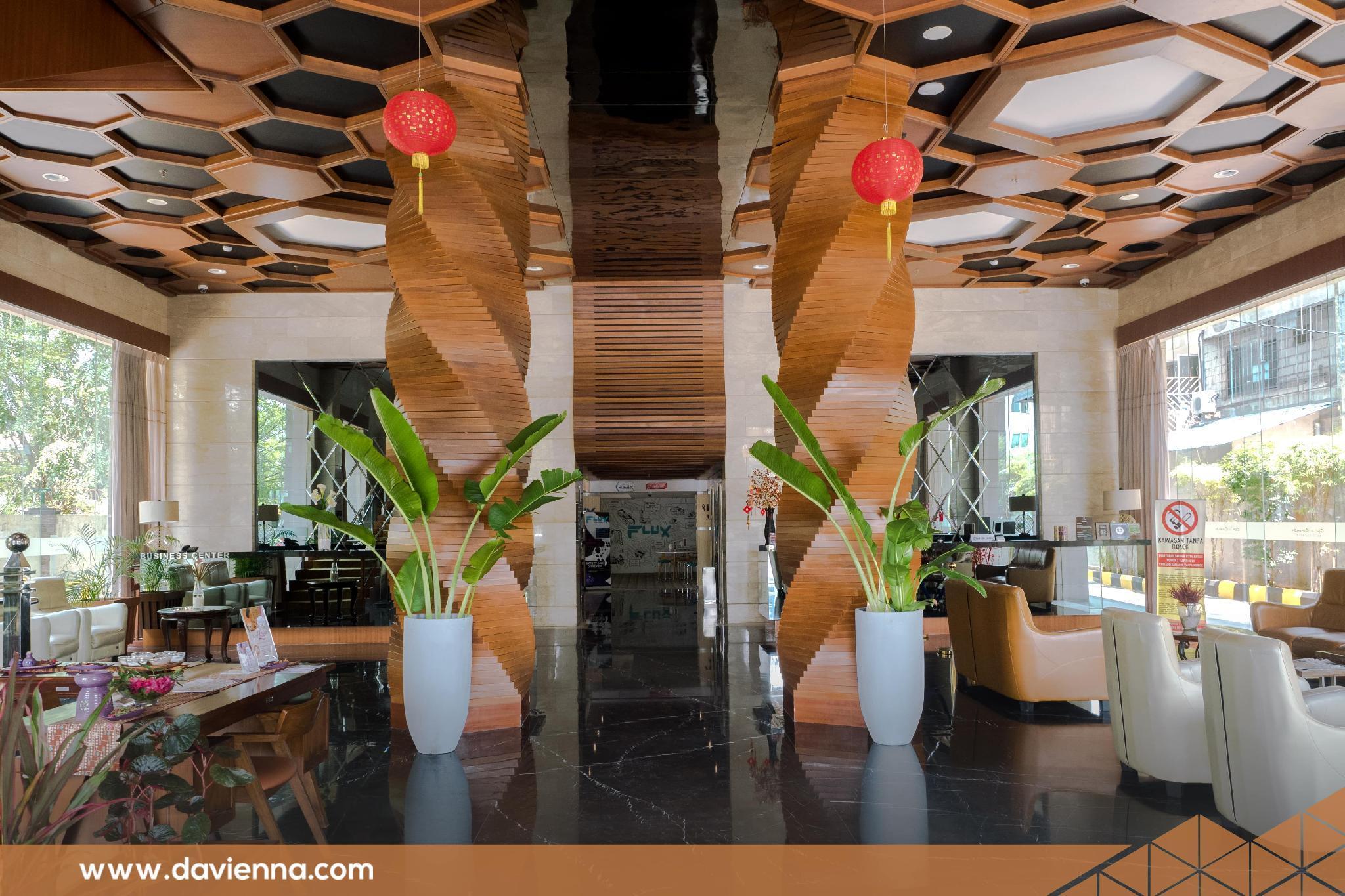 Da Vienna Boutique Hotel in Batam Island - Room Deals