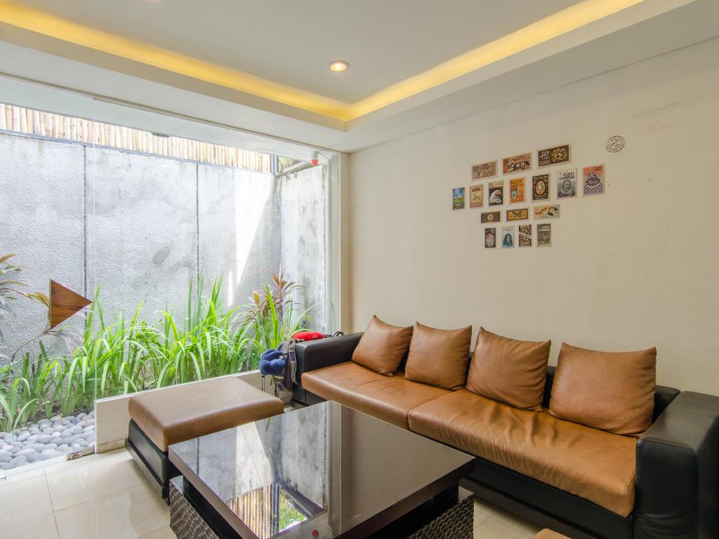 Empfangshalle bnb Style Hotel Seminyak