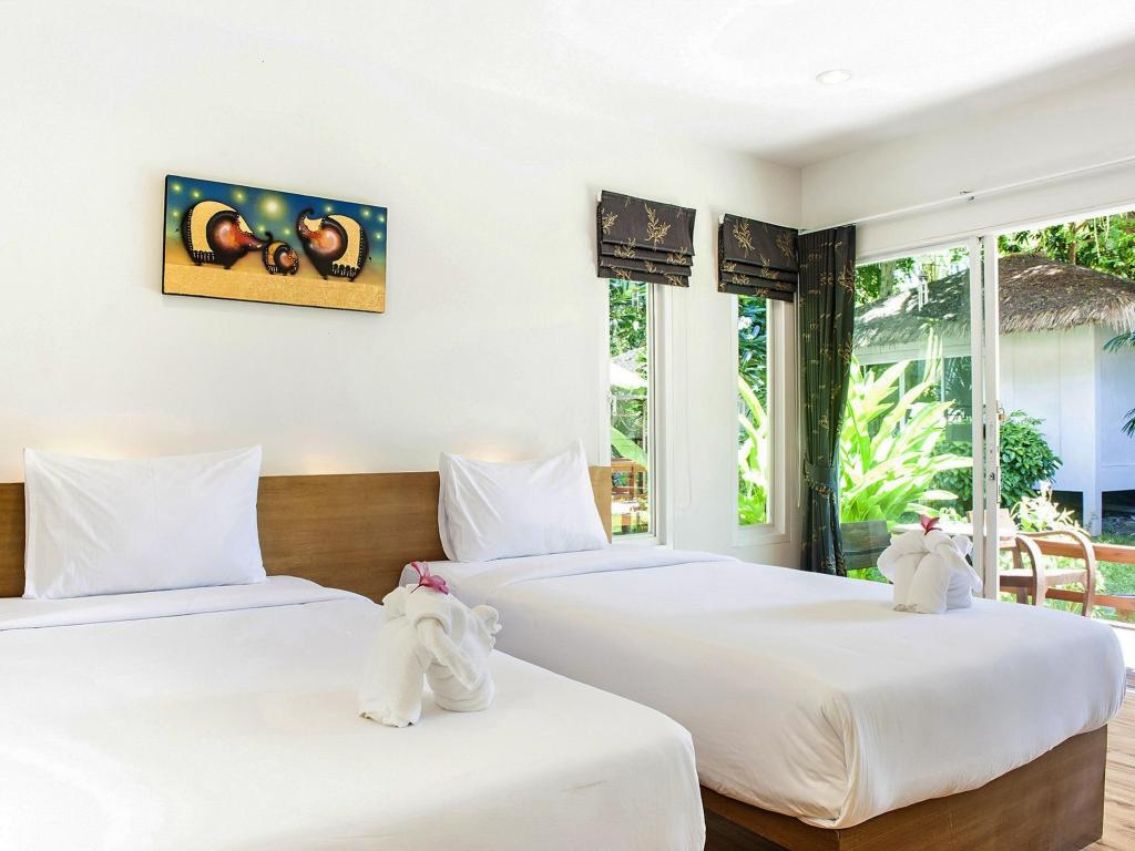 Cottages Deluxe - Cama Larissa Samet Resort