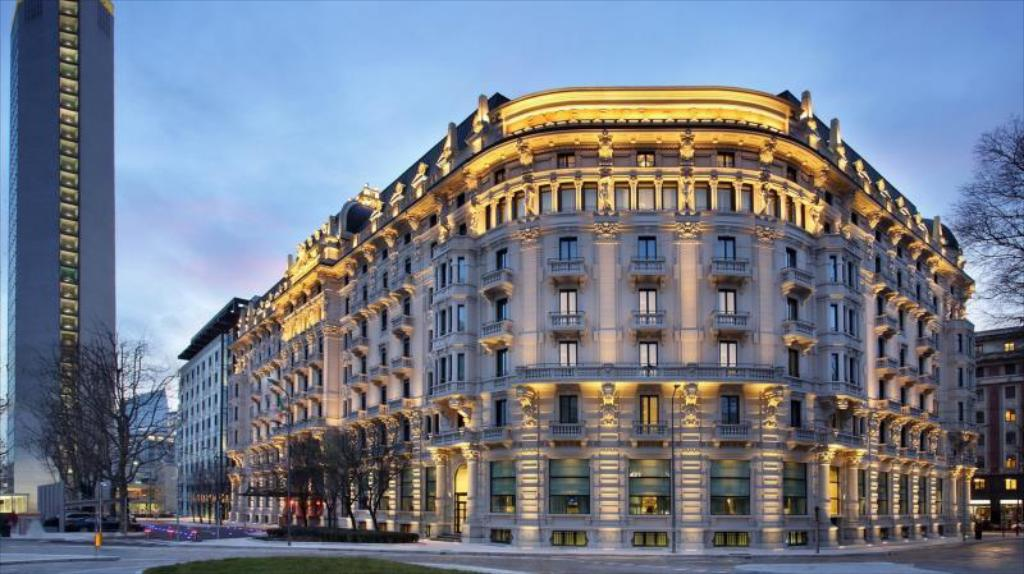 怡東酒店 - 米蘭高盧豪華精選酒店 (Excelsior Hotel Gallia a Luxury Collection Hotel Milan)
