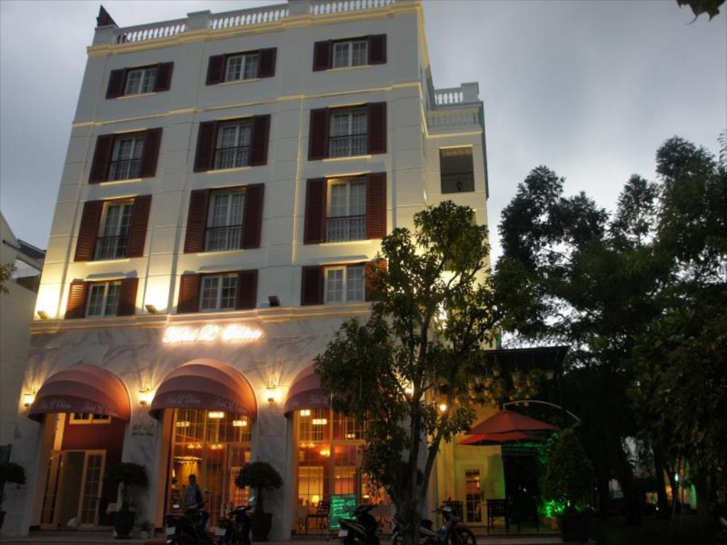 More about Hotel L Odeon Phu My Hung