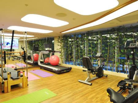 Fitness center Veyron Hotels & Spa