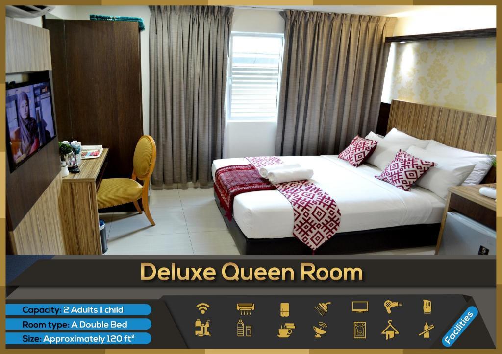 Easy Hotel KL Sentral in Kuala Lumpur - Room Deals, Photos