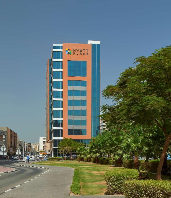 Hyatt Place Dubai Baniyas Square in United Arab Emirates