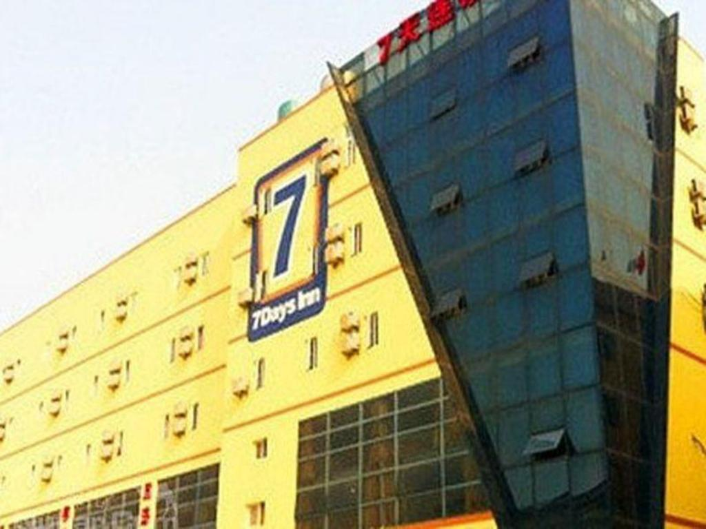7 days Inn Hangzhou North Bus Station Wanda Plaza Branch
