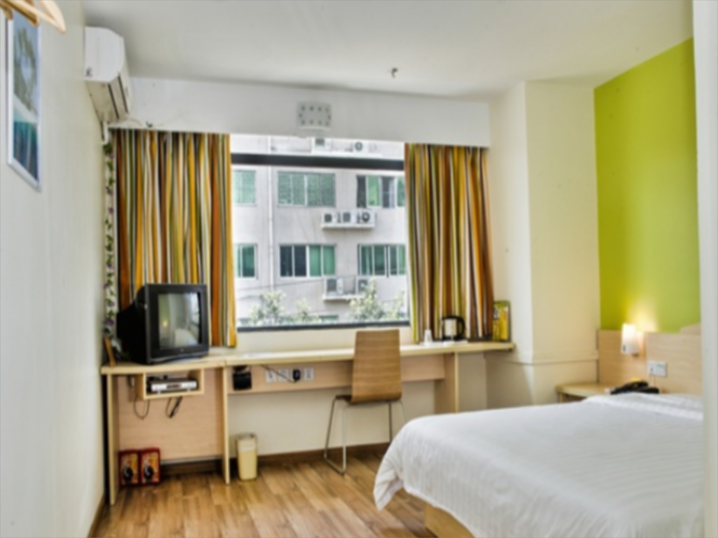 7 Days Inn Guangzhou Yifa Street Branch Best Price On 7 Days Inn Guangzhou Nansha Plaza Branch In