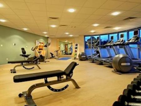 Fitness center Hilton Garden Inn Corlu