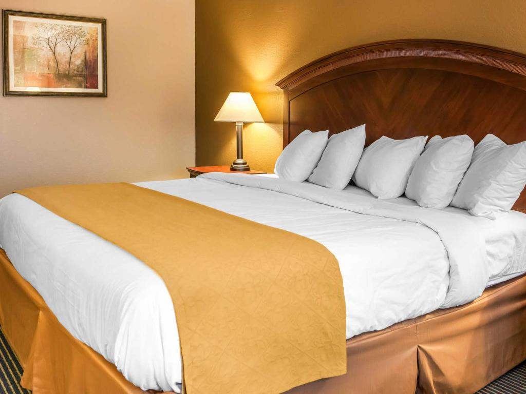 Standard with 1 King Bed Quality Inn Scottsburg