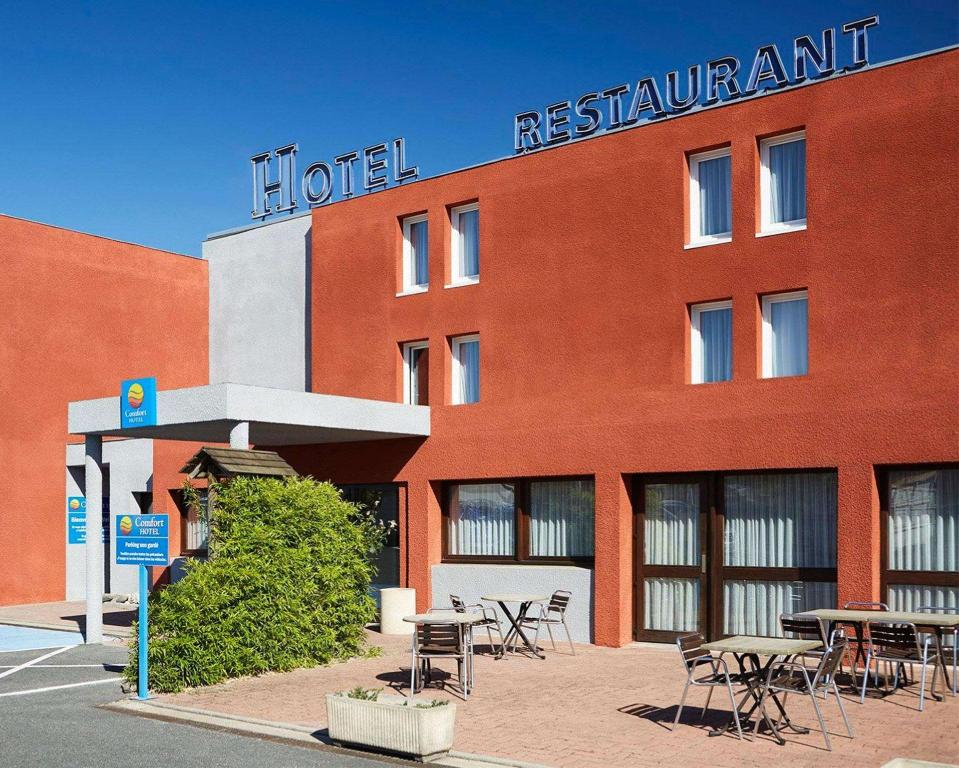More about Comfort Hotel Albi