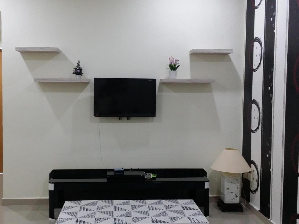 Interior view Malacca Town Apartment