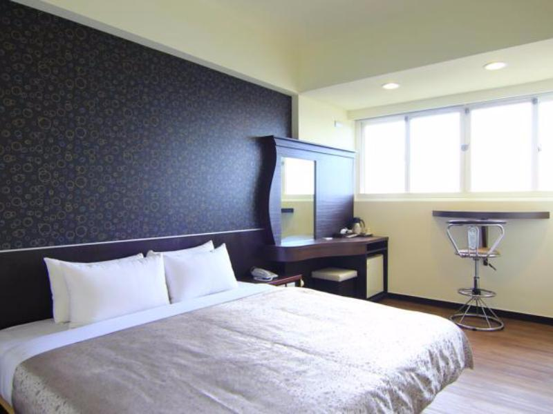 海景豪華雙人房 (Deluxe Double Room with Sea View)