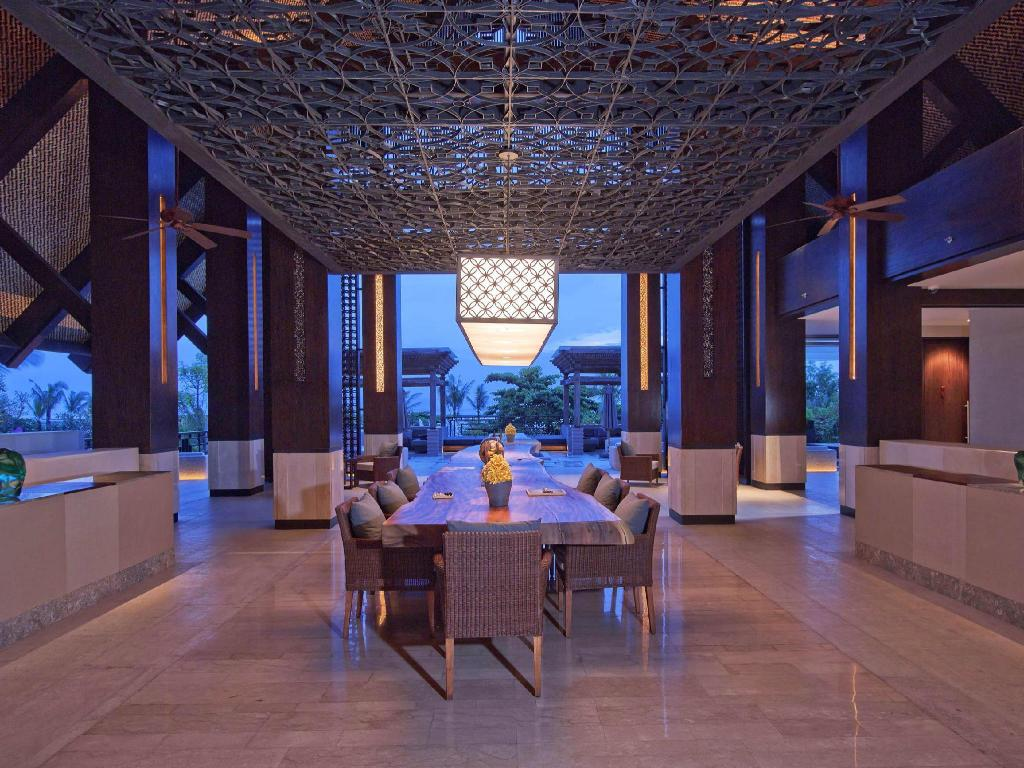 Lobby The Villas at Fairmont Sanur Beach Bali