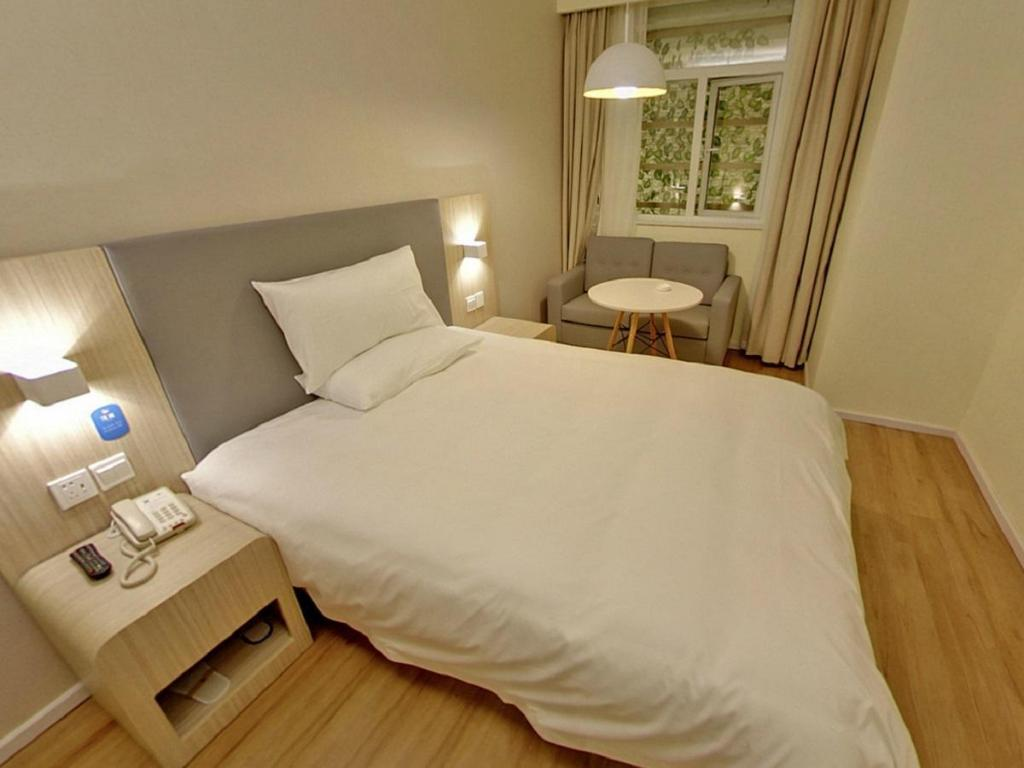 Queen Room - Chinese Residents Only New - Hanting Hotel Shanghai Guilin Road Branch