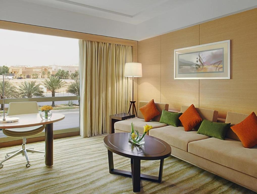 Interior view DoubleTree by Hilton Hotel Riyadh-Al Muroj Business Gate