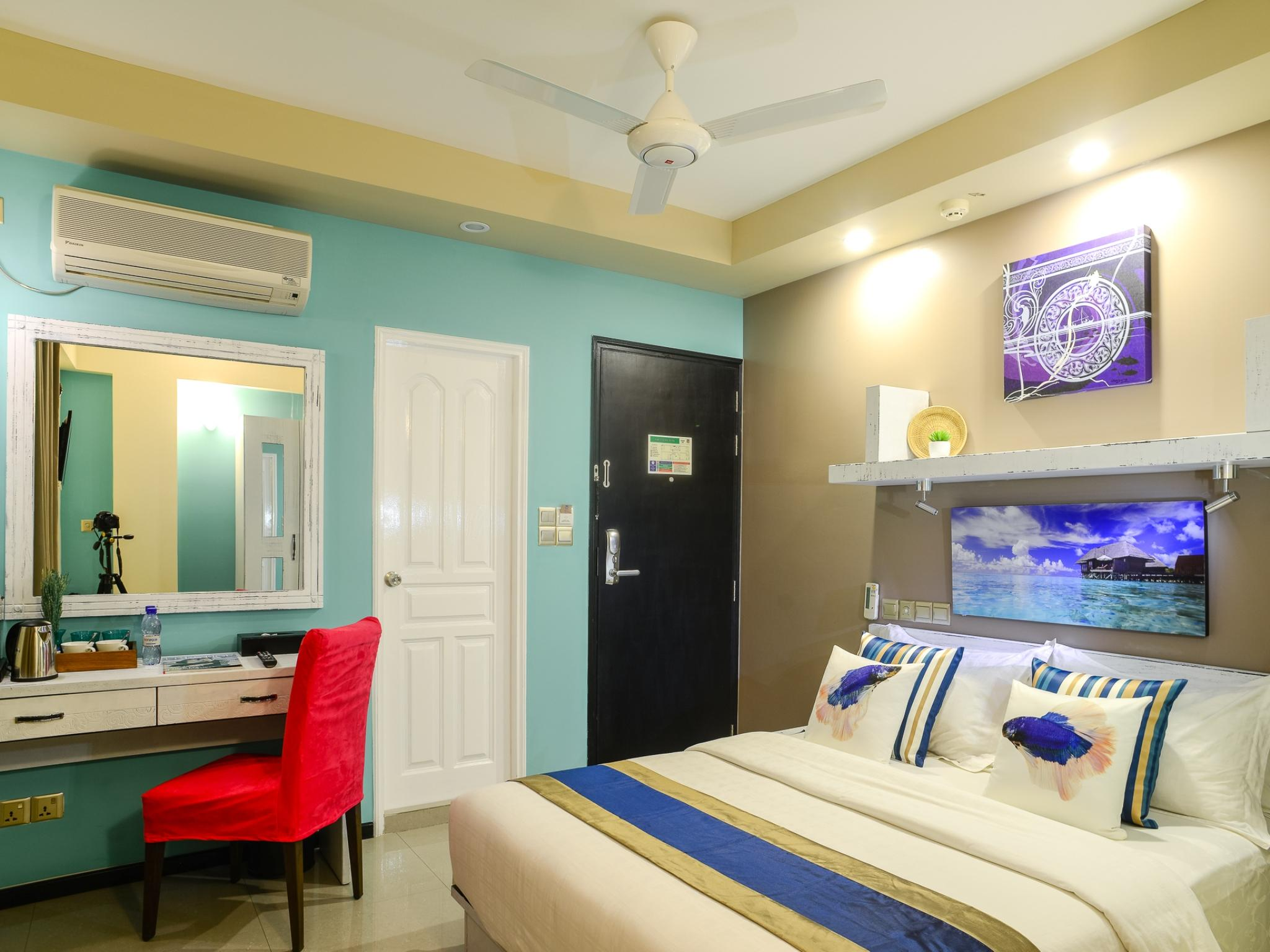 Superior Double or Twin Room, 1 Double Bed