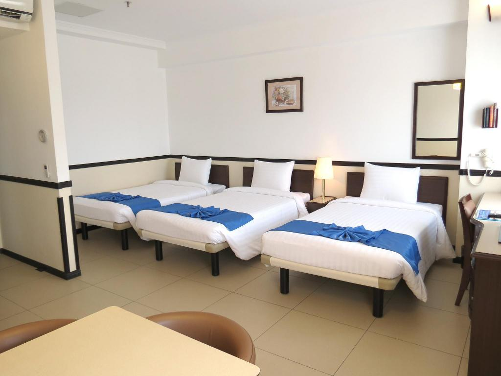 Triple Room - Non-Smoking - Guestroom