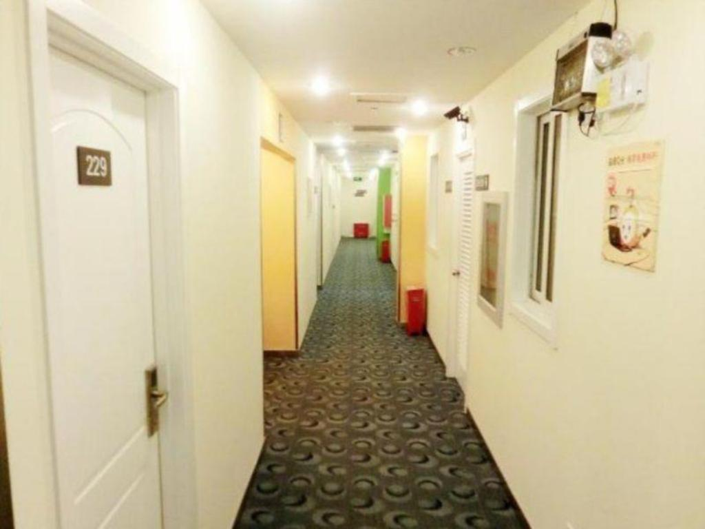 Hotellet indefra 7 Days Inn Hangzhou Bus South Station Wujiang Road Subway Station Branch