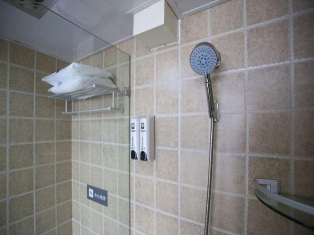 Bathroom 7 Days Inn Hangzhou Xiasha Gaosha Subway Station Business Street Branch