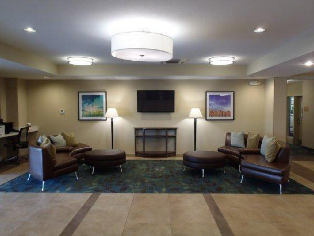 Interior view Candlewood Suites Smyrna