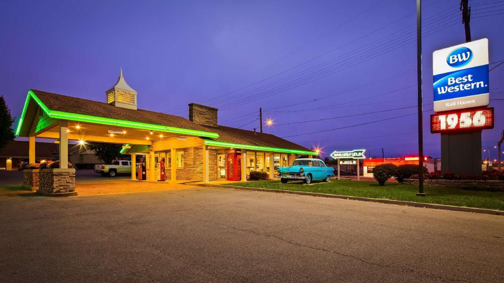 Best Western Route 66 Rail Haven Hotel