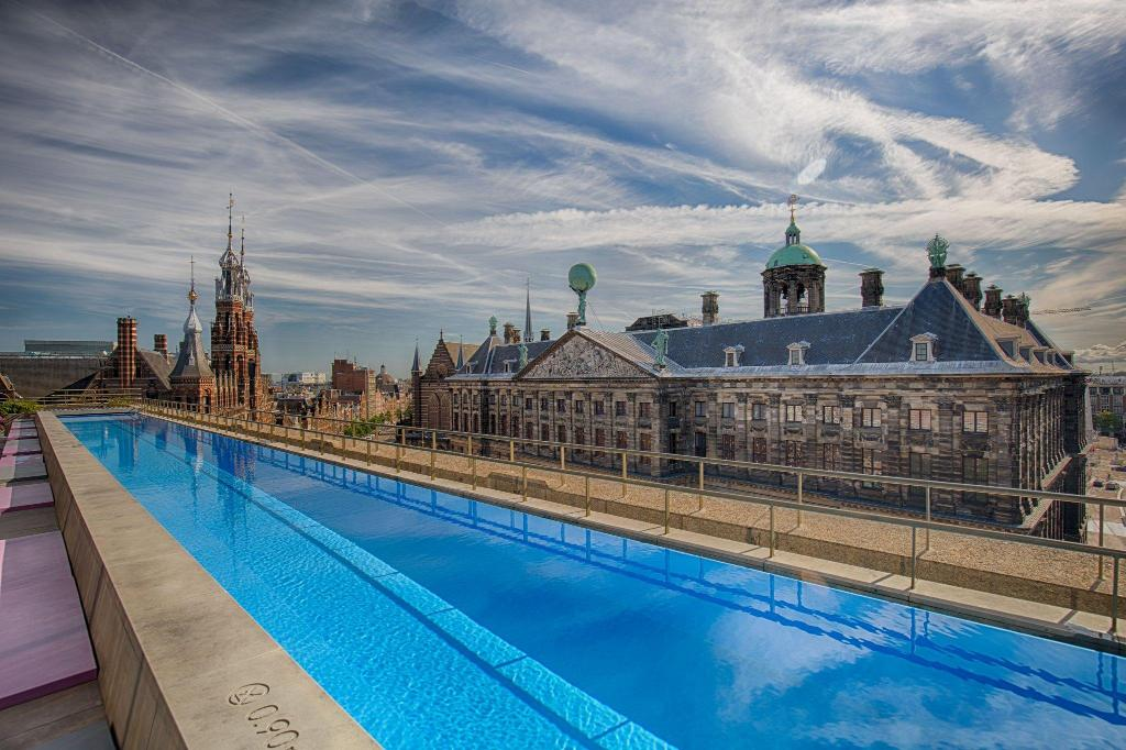 Swimming pool [outdoor] W Amsterdam