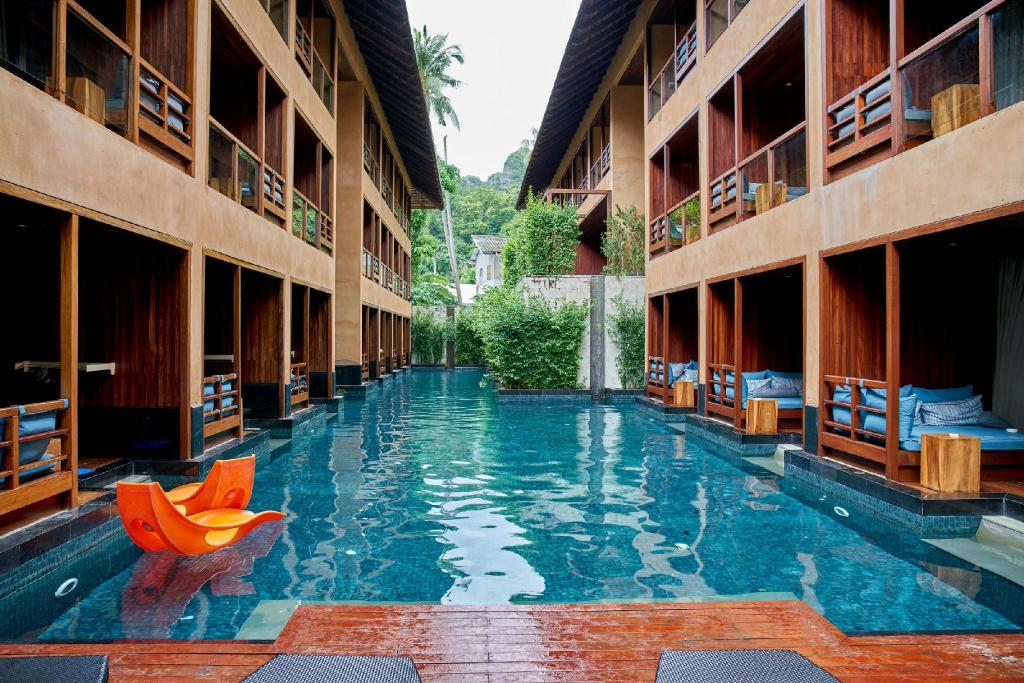 Swimming pool [outdoor] AVATAR RAILAY RESORT - ADULTS ONLY