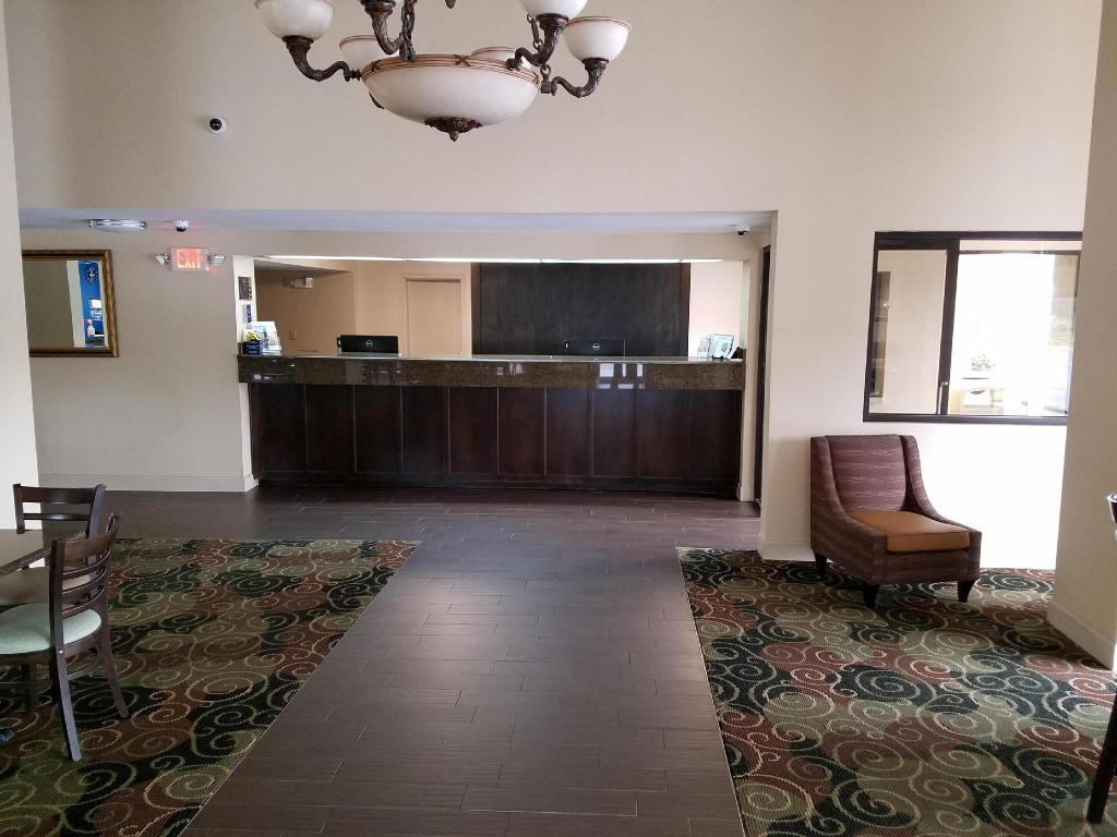 Lobi Best Western Of Walterboro