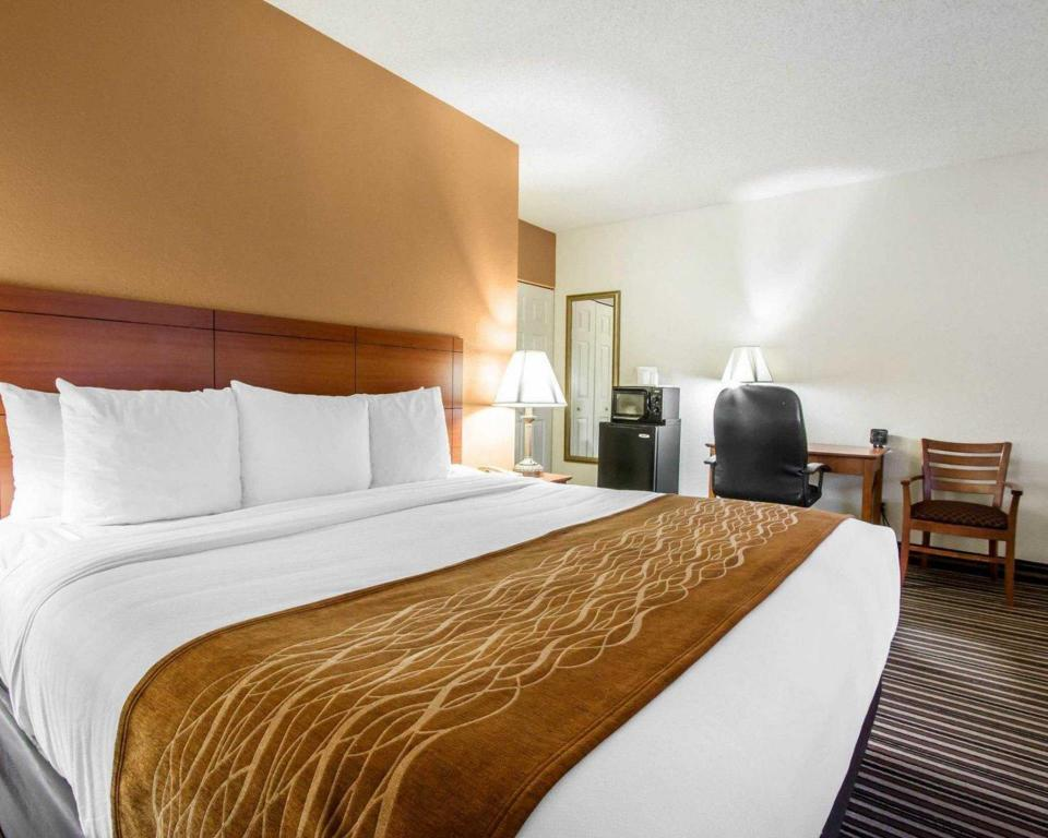 Standard Comfort Suites at Sabino Canyon