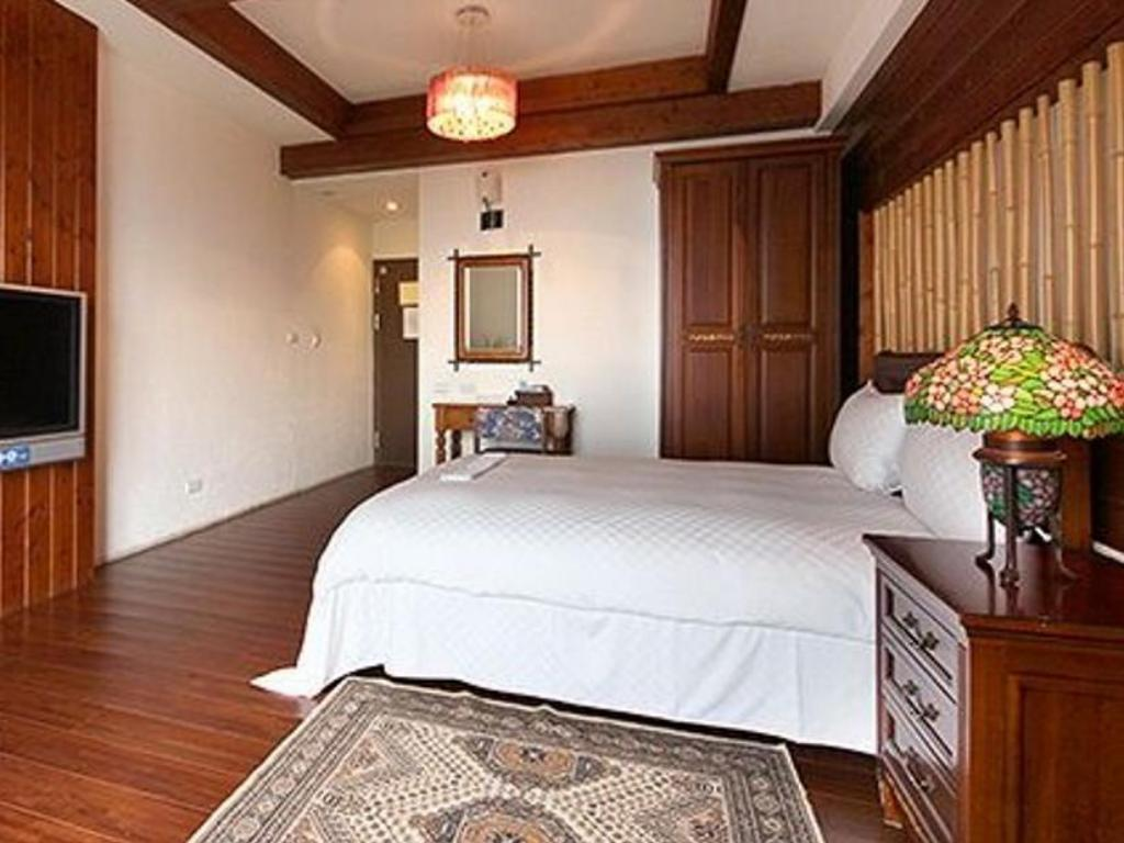 Double Room with Mountain View Sheep Village Country Homestay