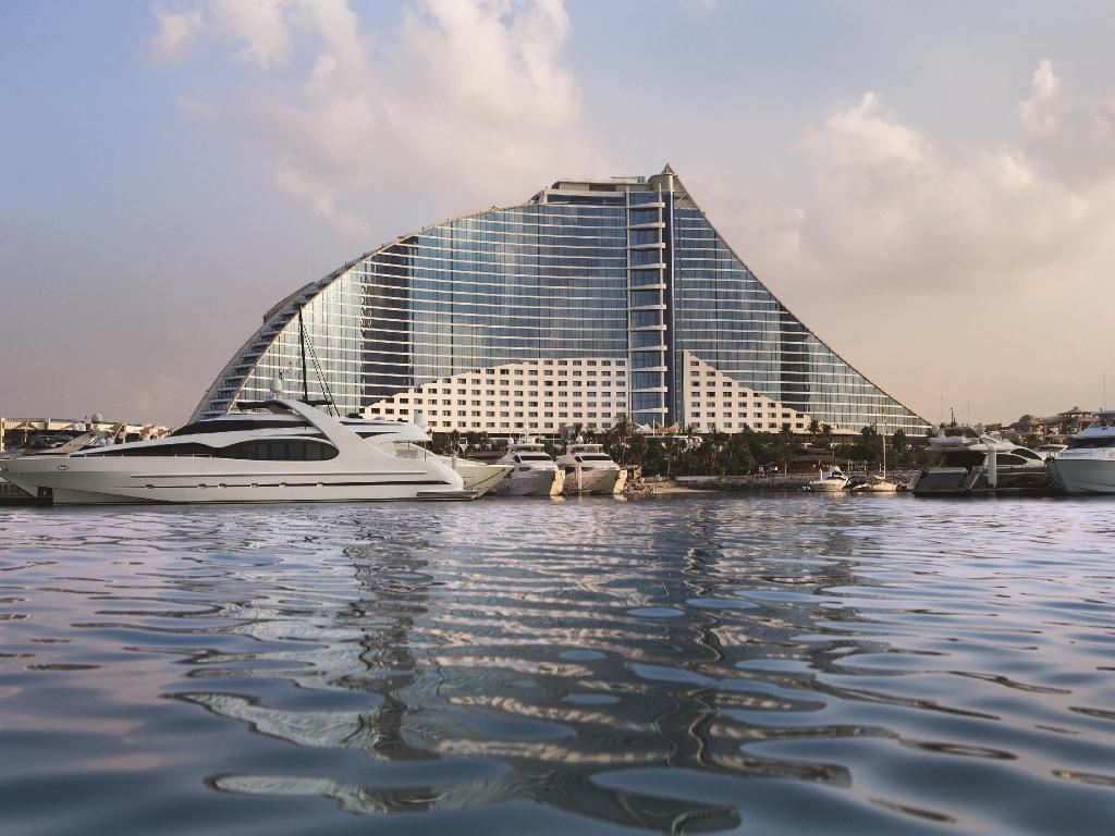 More about Jumeirah Beach Hotel