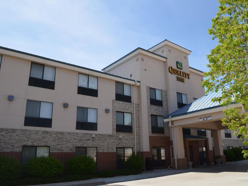 Quality Inn Denver Westminster Westminster