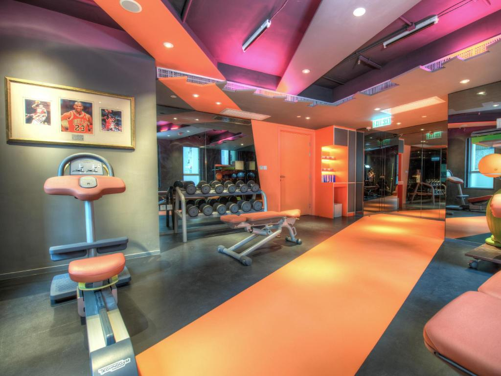 Fitness center Hotel Madera Hollywood