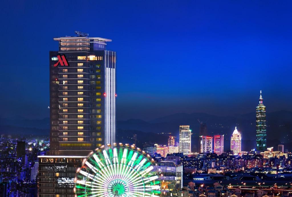 Taipei Marriott Hotel In Taiwan