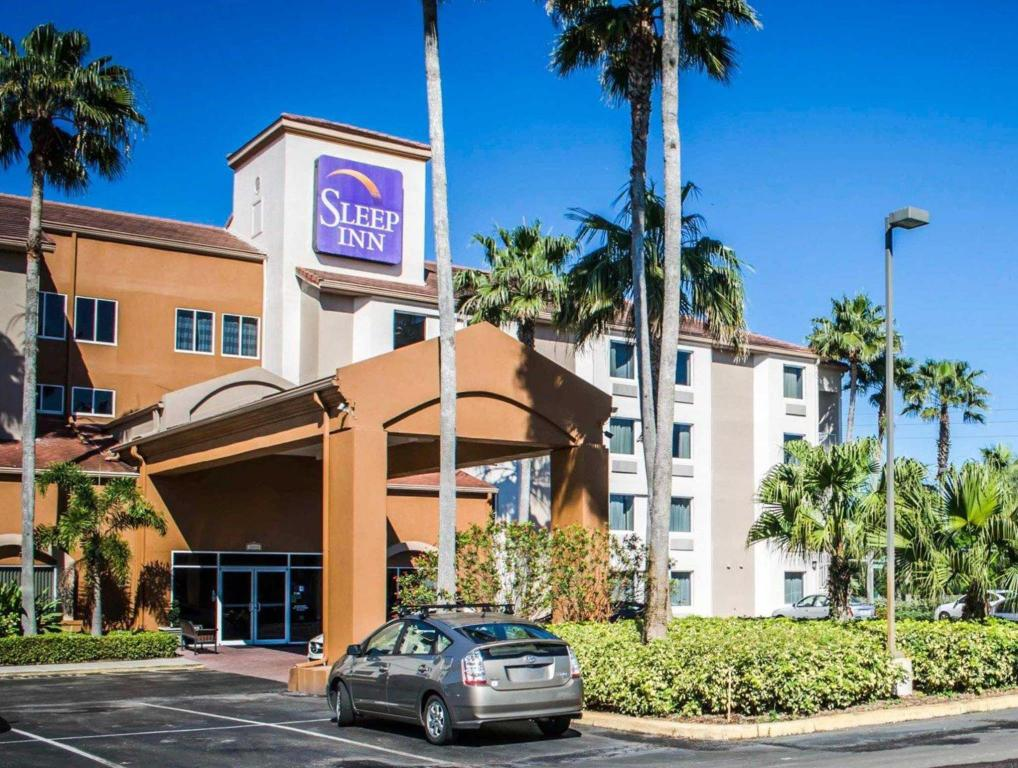 Sleep Inn near Bush Gardens - USF