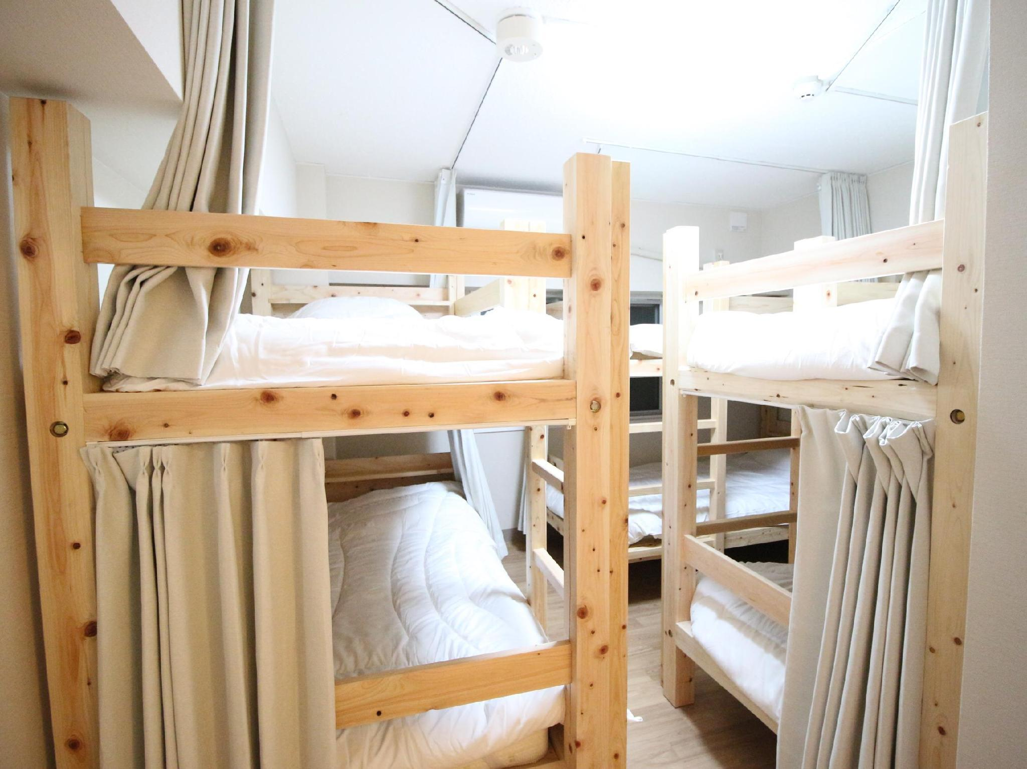1 Personne dans Dortoir 6 Lits ‒ Femmes Seulement (1 Person in 6-Bed Dormitory - Female Only)
