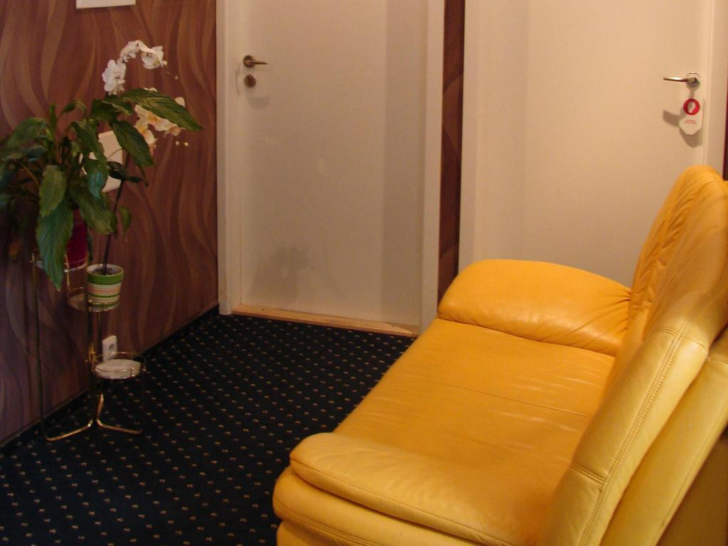 Interior view Hotel Aladin Prague