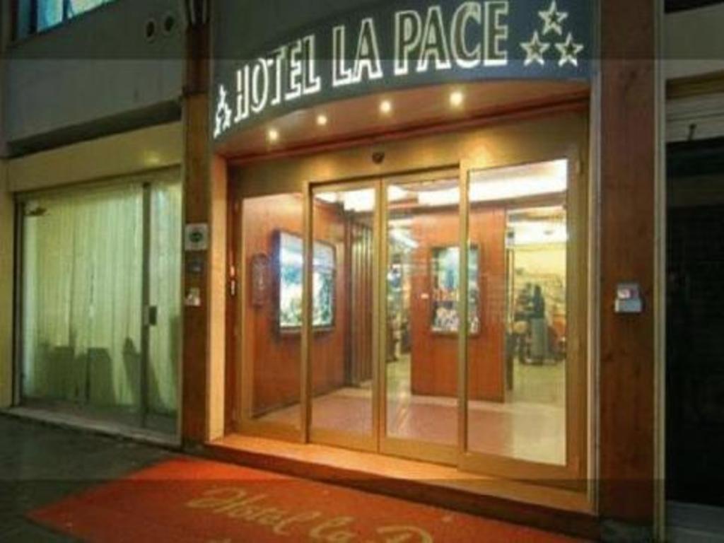 ホテル ラ パーチェ (hotel la pace) クチコミあり - ピサ