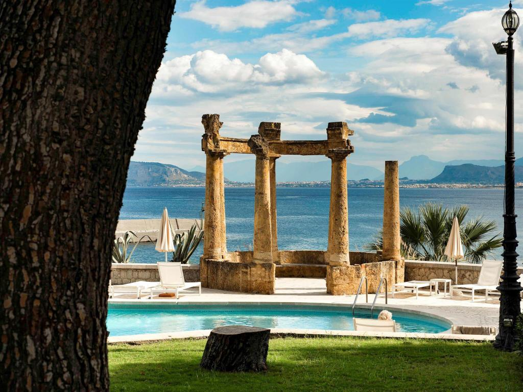 Grand Hotel Villa Igiea Palermo Pa