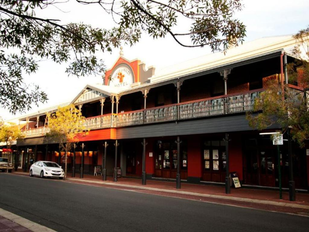 Prince of Wales Hotel Bunbury (Prince of Wales Hotel Bunbury )