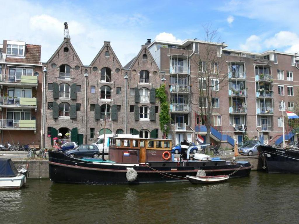 Interiér Yays Zoutkeetsgracht Concierged Boutique Apartments