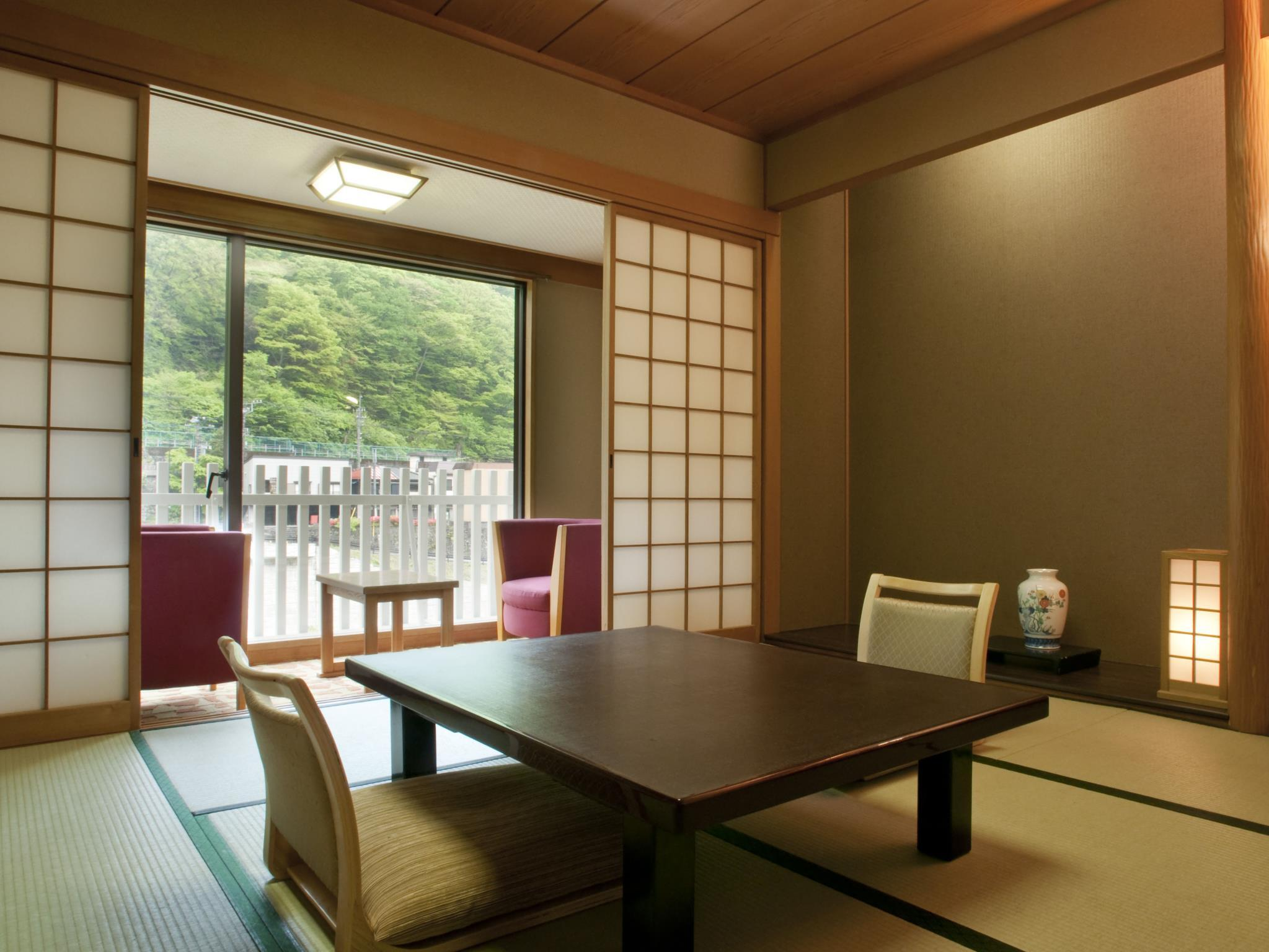 Yunomachi Japanese Style Room with 8 Tatami - Smoking