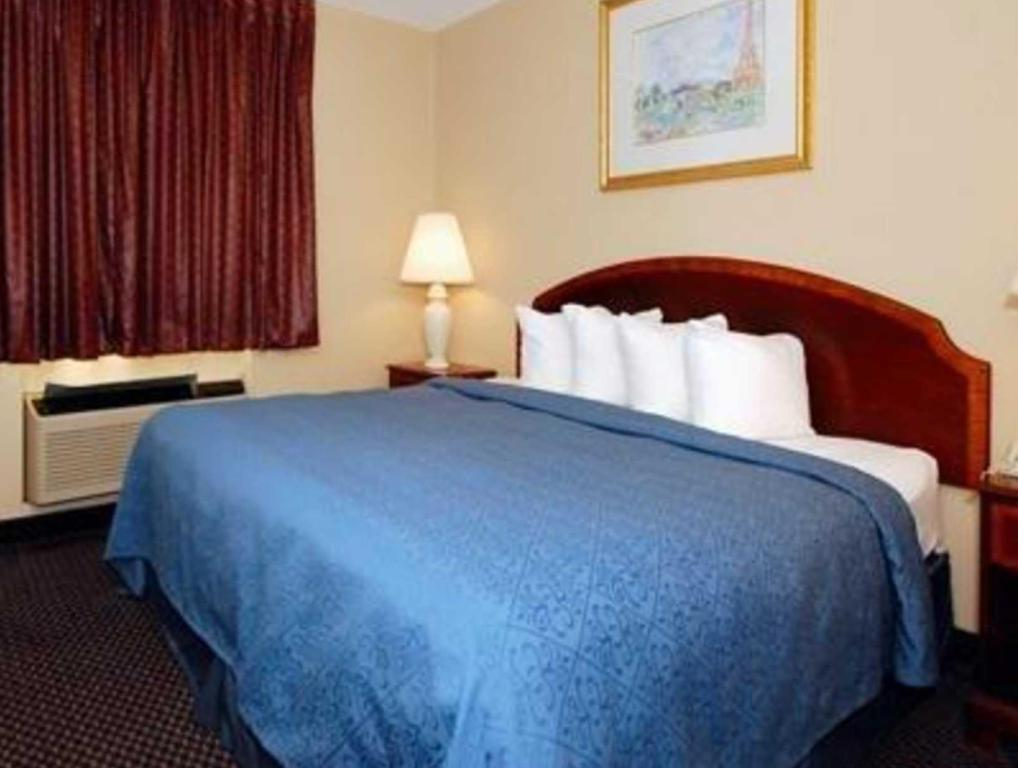 1 King Bed Nonsmoking - Guestroom Econo Lodge Inn and Suites