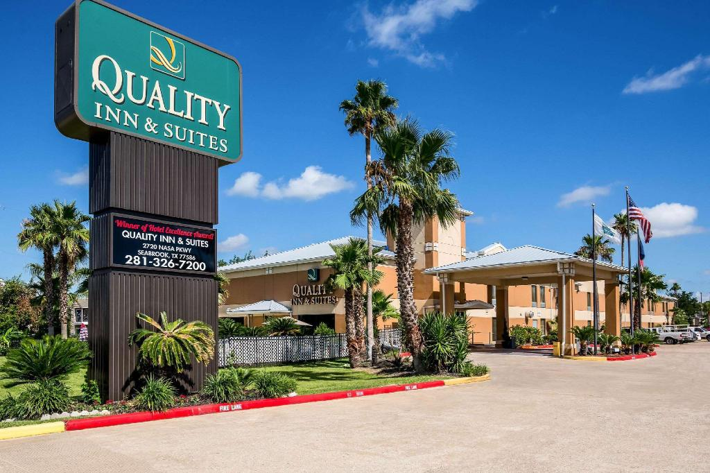 Quality Inn and Suites Seabrook- NASA- Kemah