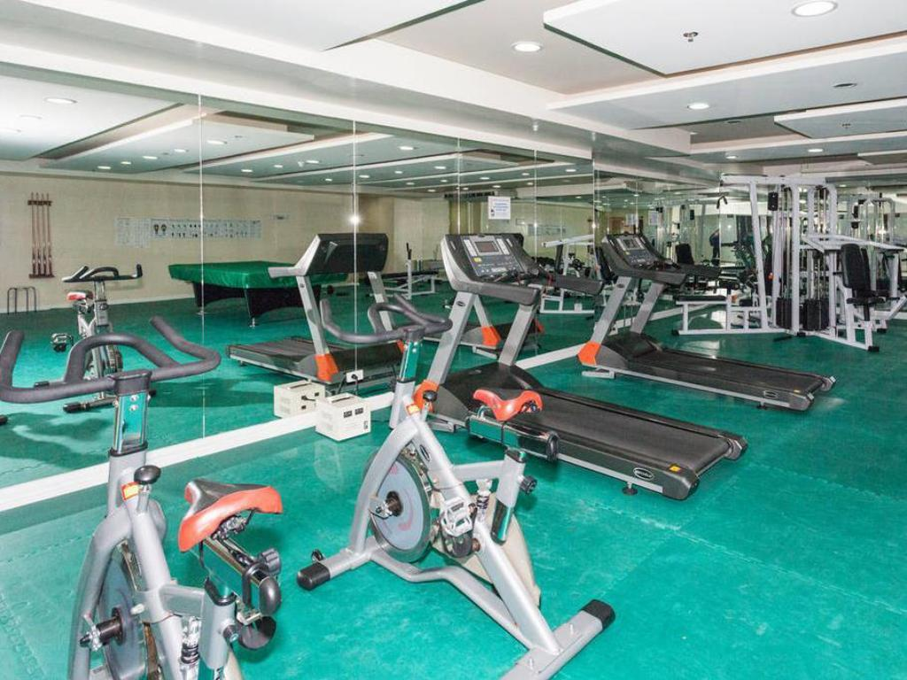 Fitness center Bayview Designers Suites