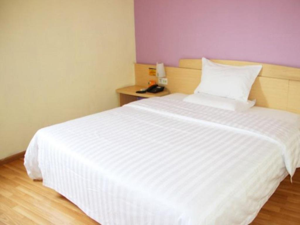 Economy - Domestic residents only 7 Days Inn Changsha Houjiatang Yali Middle School Branch