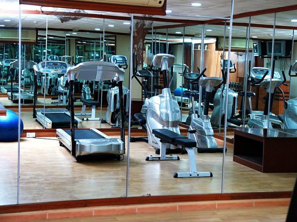 Centre de fitnes Falcon Hotel Apartments