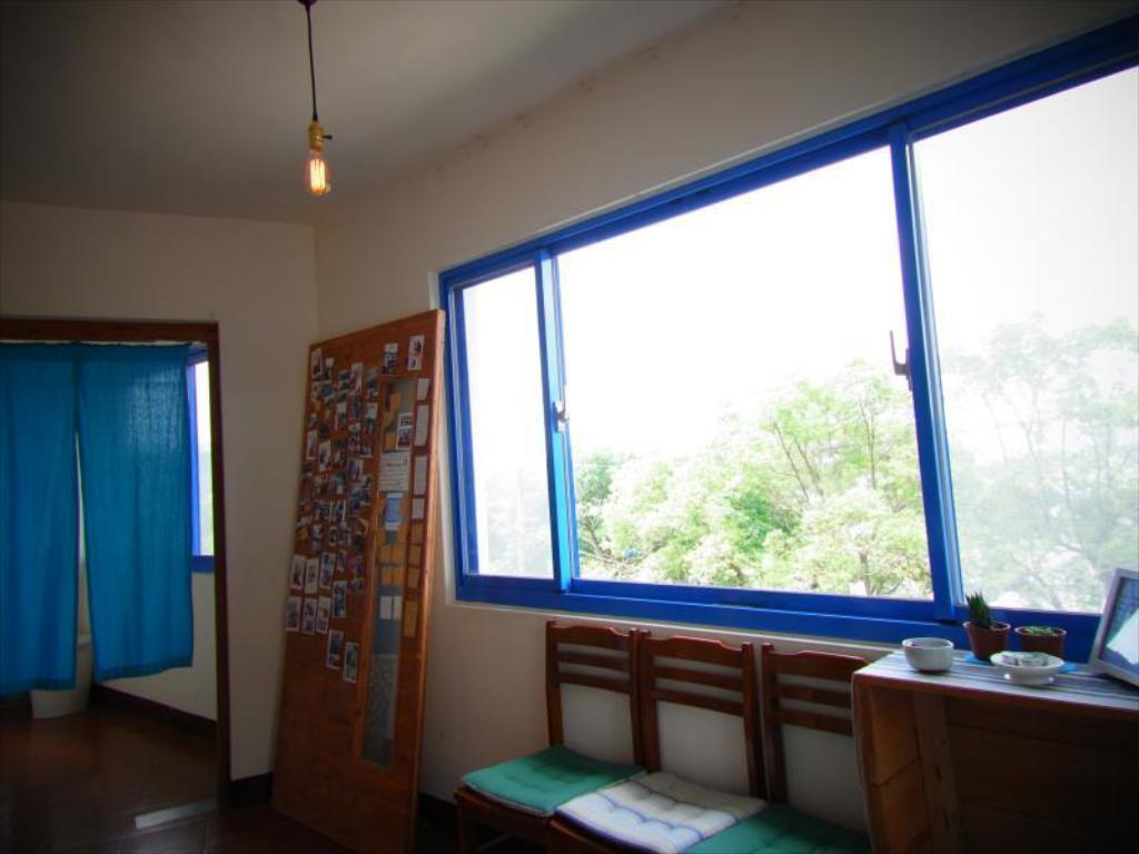 Interior view Beautiful Day Hostel