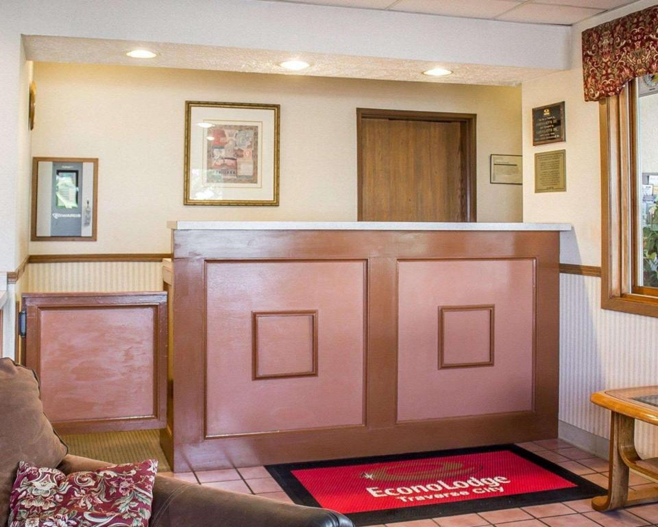 Lobby Econo Lodge (Econo Lodge Traverse City)