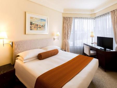 Superior  Room - Bed Harbour Plaza Metropolis