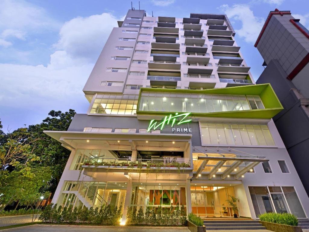 Whiz Prime Hotel Pajajaran Bogor Bogor Promo Harga Terbaik